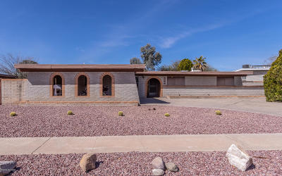 Pima County, Pinal County Single Family Home For Sale: 3014 S Eastview Avenue