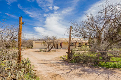 Pima County, Pinal County Single Family Home For Sale: 2080 N Tanque Verde Loop Road