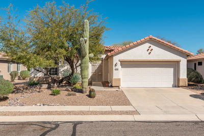 Single Family Home For Sale: 7666 W Cathedral Canyon Drive