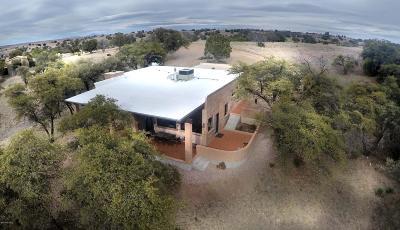 Sonoita Single Family Home For Sale: 90 Callejon Casas Del Arroyo Lane