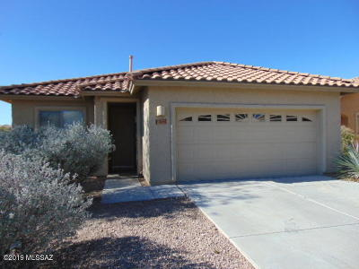 Marana Single Family Home Active Contingent: 14367 N Bannerstone Court