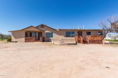 Marana Single Family Home For Sale: 12505 N Avenida Saturno