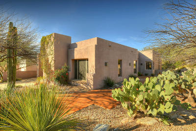 Single Family Home For Sale: 6217 N Ventana View Place