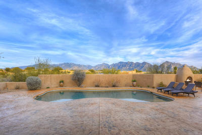 Oro Valley Single Family Home For Sale: 12274 N Reflection Ridge Drive