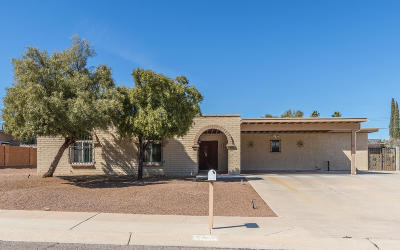 Pima County, Pinal County Single Family Home Active Contingent: 2212 S Timberline Avenue