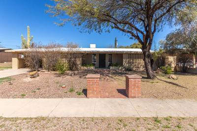 Pima County, Pinal County Single Family Home Active Contingent: 8255 E Koralee Place
