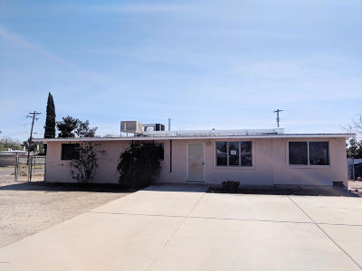Single Family Home For Sale: 6674 E Calle Cappela