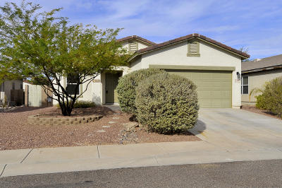 Tucson Single Family Home For Sale: 7822 W Lees Ferry Court