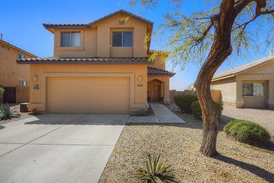 Marana Single Family Home Active Contingent: 11637 W Stone Hearth Street