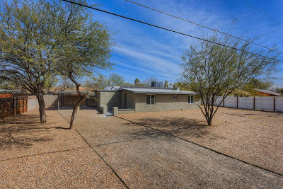 Single Family Home Active Contingent: 2638 N Edith Boulevard