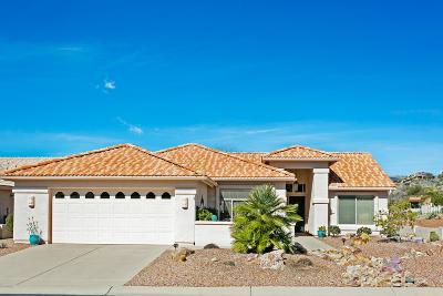 Saddlebrooke Single Family Home For Sale: 36448 S Stoney Flower Drive