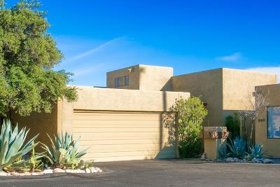 Tucson Townhouse Active Contingent: 850 E Placita Leslie Place