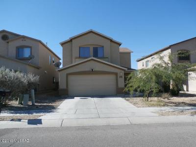 Pima County Single Family Home Active Contingent: 3586 Drexel Manor Stravenue