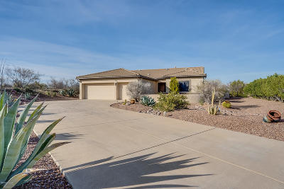 Green Valley Single Family Home For Sale: 2370 W Calle Casas Lindas