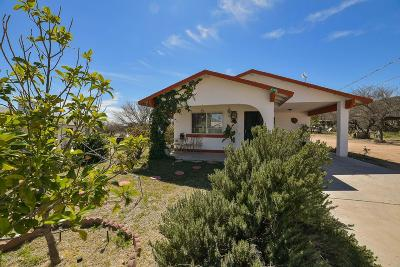 Rio Rico Single Family Home Active Contingent: 415 Camino Hombre De Oro