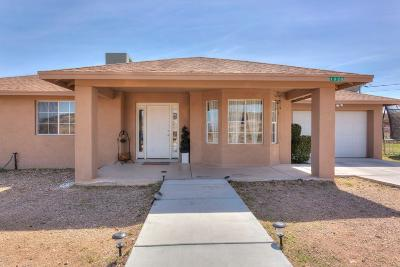 Rio Rico Single Family Home Active Contingent: 1028A Circulo Aventura