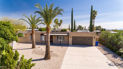 Pima County, Pinal County Single Family Home Active Contingent: 9206 E 30th Street