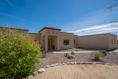 Single Family Home For Sale: 2290 W La Cresta Road