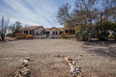 Monte Del Oro (1-187) Single Family Home For Sale: 10963 N Pomegranate Drive