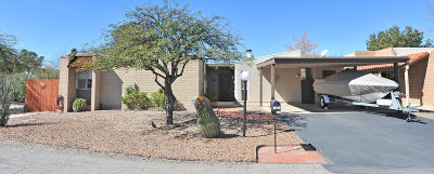 Pima County, Pinal County Single Family Home Active Contingent: 1852 S Sunburst Place