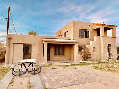 Pima County Single Family Home Active Contingent: 233 E President Street