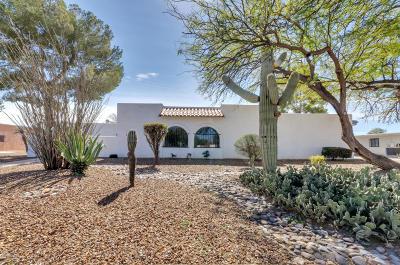 Tucson Single Family Home For Sale: 7022 E Calle Cerca