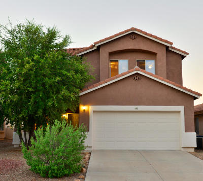 Sahuarita Single Family Home For Sale: 40 W Camino Rio Cebolla