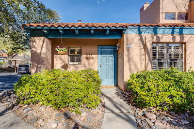 Tucson Townhouse For Sale: 5324 N Paseo De La Terraza