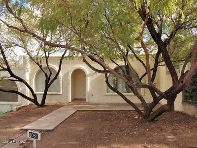 Tucson Townhouse For Sale: 8061 E Shadow Canyon Road