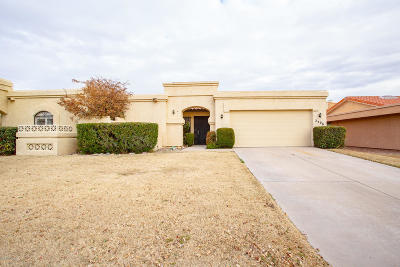 Tucson Townhouse For Sale: 2596 W Crown King Drive