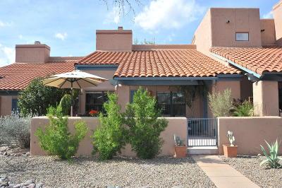 Tucson Townhouse Active Contingent: 5407 N Paseo De La Terraza