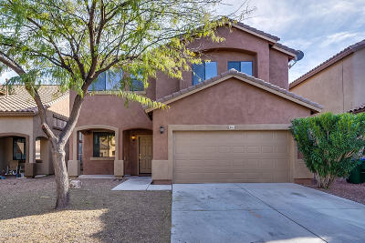 Sahuarita Single Family Home For Sale: 484 E Placita Amuleto