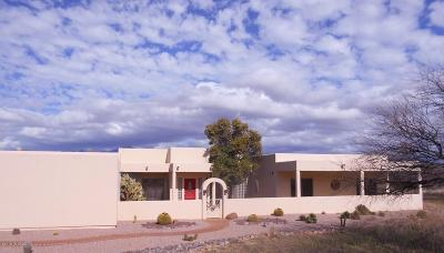 Tubac Single Family Home Active Contingent: 3 Single Tree Lane