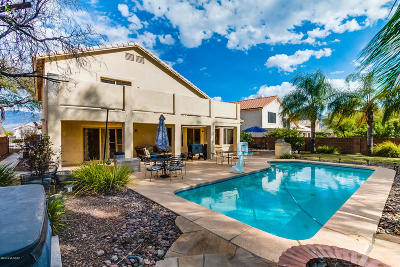 Oro Valley Single Family Home For Sale: 12405 N Mount Bigelow Road