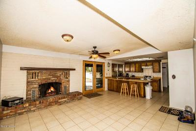 Tucson Single Family Home For Sale: 7705 N Placita De Posada