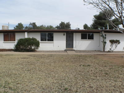 Pima County, Pinal County Townhouse For Sale: 4008 S Winter Palm Drive