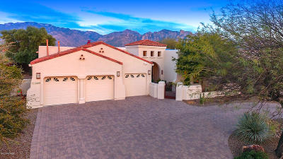 Oro Valley Single Family Home Active Contingent: 12250 N Tall Grass Drive