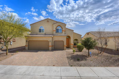 Marana Single Family Home For Sale: 8853 W Irongate Road