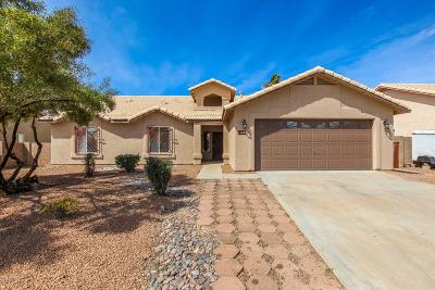 Single Family Home For Sale: 8106 S Old Canyon Avenue