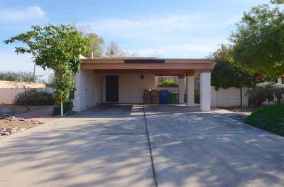 Pima County Townhouse For Sale: 4226 E Megan Drive