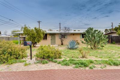 Pima County Single Family Home For Sale: 801 S Columbus Boulevard