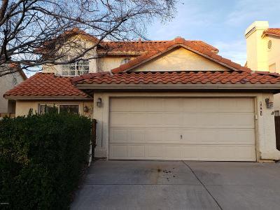 Single Family Home For Sale: 7881 S Castle Bay Street