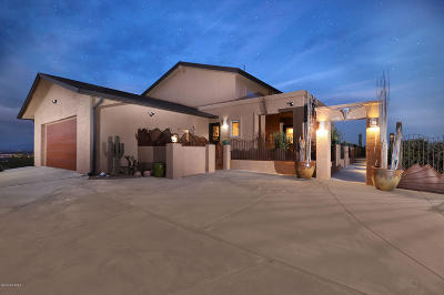 Tucson Single Family Home For Sale: 5911 W Gerhart Road