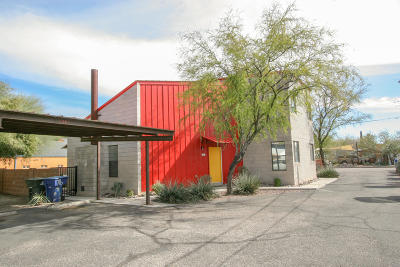 Tucson Residential Income For Sale: 1421 E Blacklidge Drive