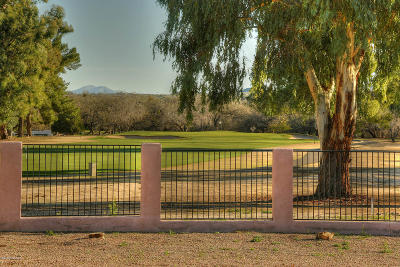 Pima County, Pinal County Single Family Home Active Contingent: 11540 E 49er Fairway Lane