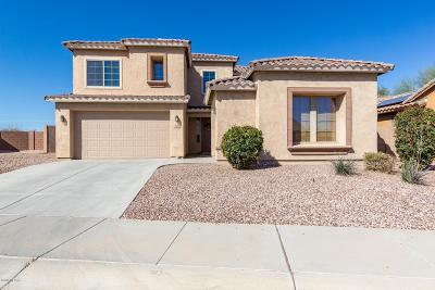Marana Single Family Home Active Contingent: 12851 N Honey Bell Drive