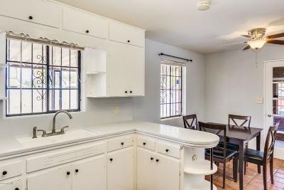 Pima County Single Family Home For Sale: 3225 E Fairmount Street