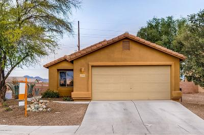 Marana Single Family Home For Sale: 12896 N Steamboat Drive