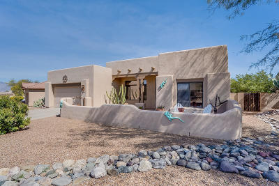 Pima County, Pinal County Single Family Home Active Contingent: 999 S Riparian Avenue