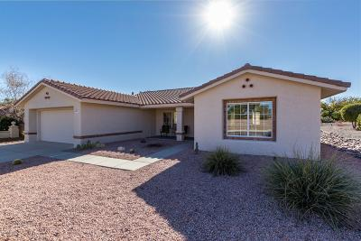 Oro Valley Single Family Home Active Contingent: 14657 N Spanish Garden Lane